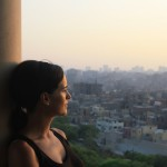 Looking out over a Cairene skyline | Eygypt
