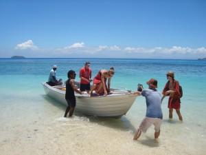 Boat 300x225 Camp Fiji