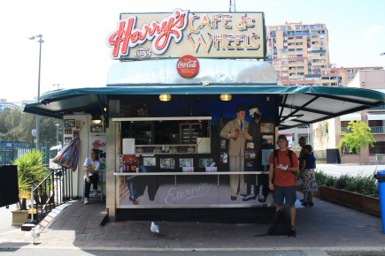 Harrys Cafe de Wheels Sydney e1267386854599 Curry Pie | Australia