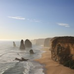View of the Twelve Apostles from the Great Ocean Road