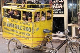 Indian School Bus e1269336938289 Dear India, I Surrender