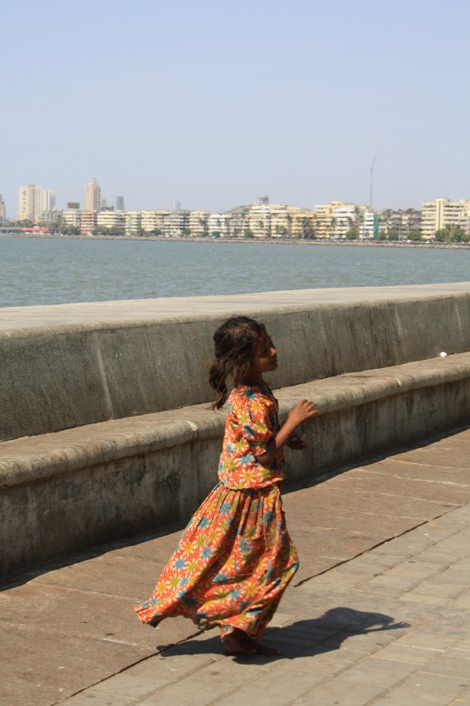 The reality of life on the streets for India's children