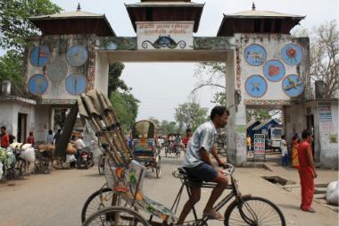 Nepal Bound