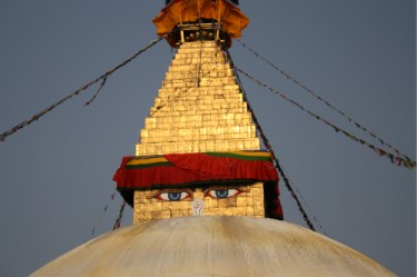 Bud e1273589604695 Kickin' It in Kathmandu
