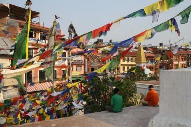 Bud2 e1273589868716 Kickin' It in Kathmandu