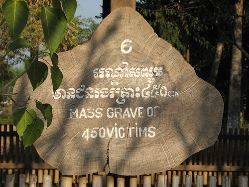 Mass Cambodia Remembers: A Day at the Killing Fields