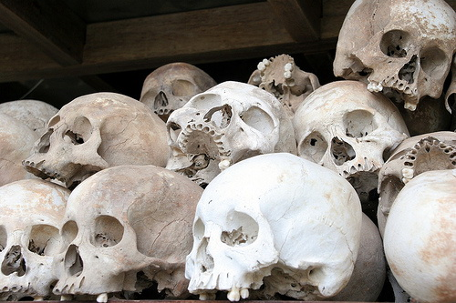 Skulls1 Cambodia Remembers: A Day at the Killing Fields