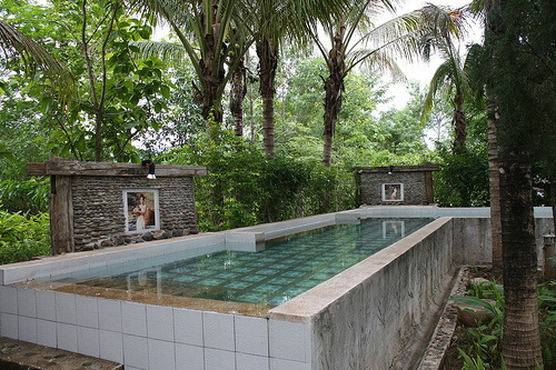 Spa Exotic Home in Pai Thailand Thai Time