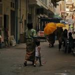 Street scene in Phnom Penh