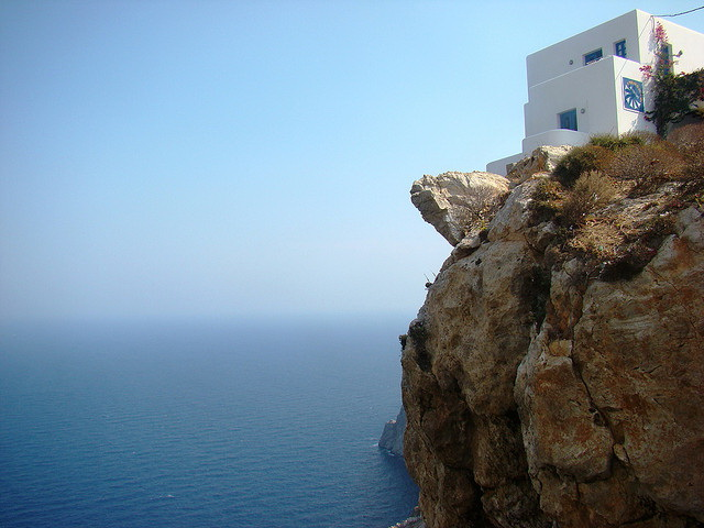 Folegandros Folegandros: The Word is Out