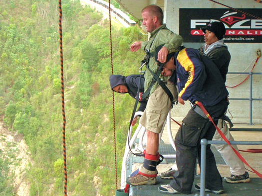 Bungee 2 A Journey Down the Garden Route