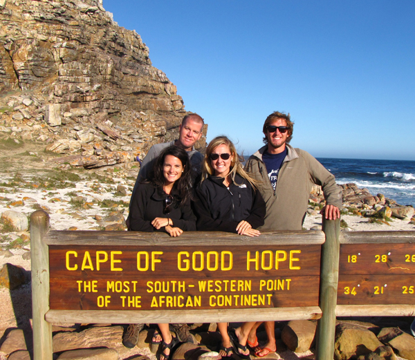 Cape of Good Hope South Africa To the Cape and Beyond