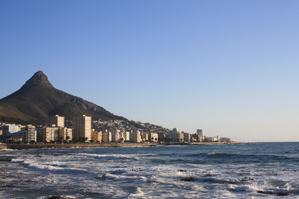 City Skyline of Cape Town South Africa Cape Town, Inside & Out