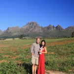 Wine tasting at Earnie Els Winery Stellenbosch, South Africa