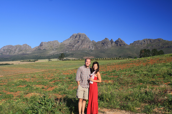 Earnie Els Winery Stellenbosch South Africa South Africa's Winning Winelands