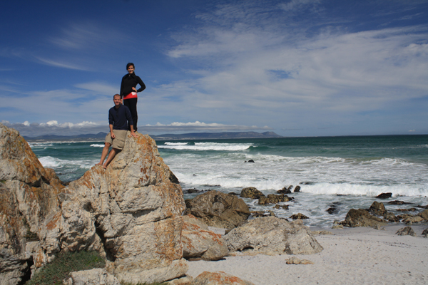 A Journey Down the Garden Route