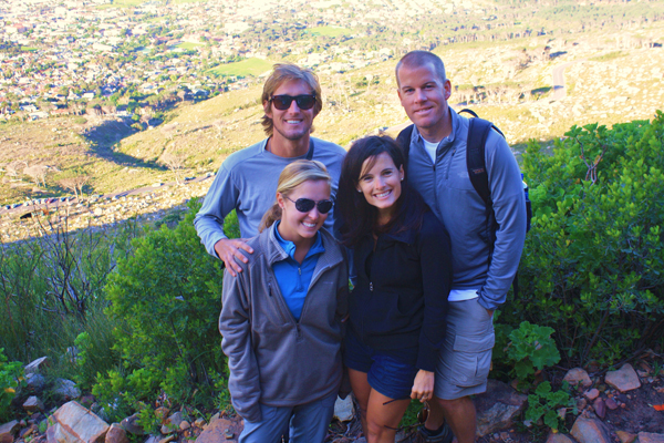 Table Mountain Ascent Attempt Cape Town, Inside & Out
