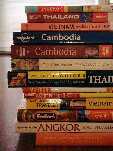 Guidebooks Back Home…In Search of Home