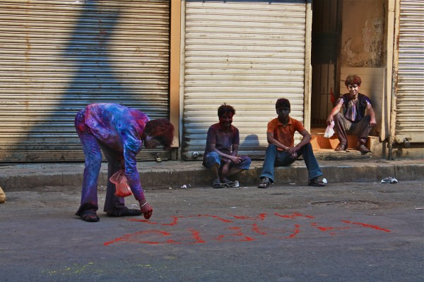 Mumbai 15 e1300573061307 Photo Essay: Holi, The Festival of Colors