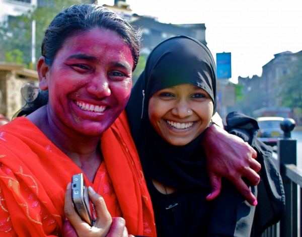 Mumbai 34 e1300573175348 Photo Essay: Holi, The Festival of Colors