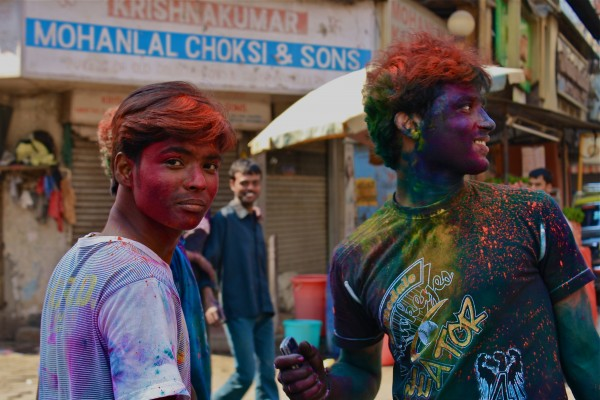 Mumbai 9 e1300572717178 Photo Essay: Holi, The Festival of Colors
