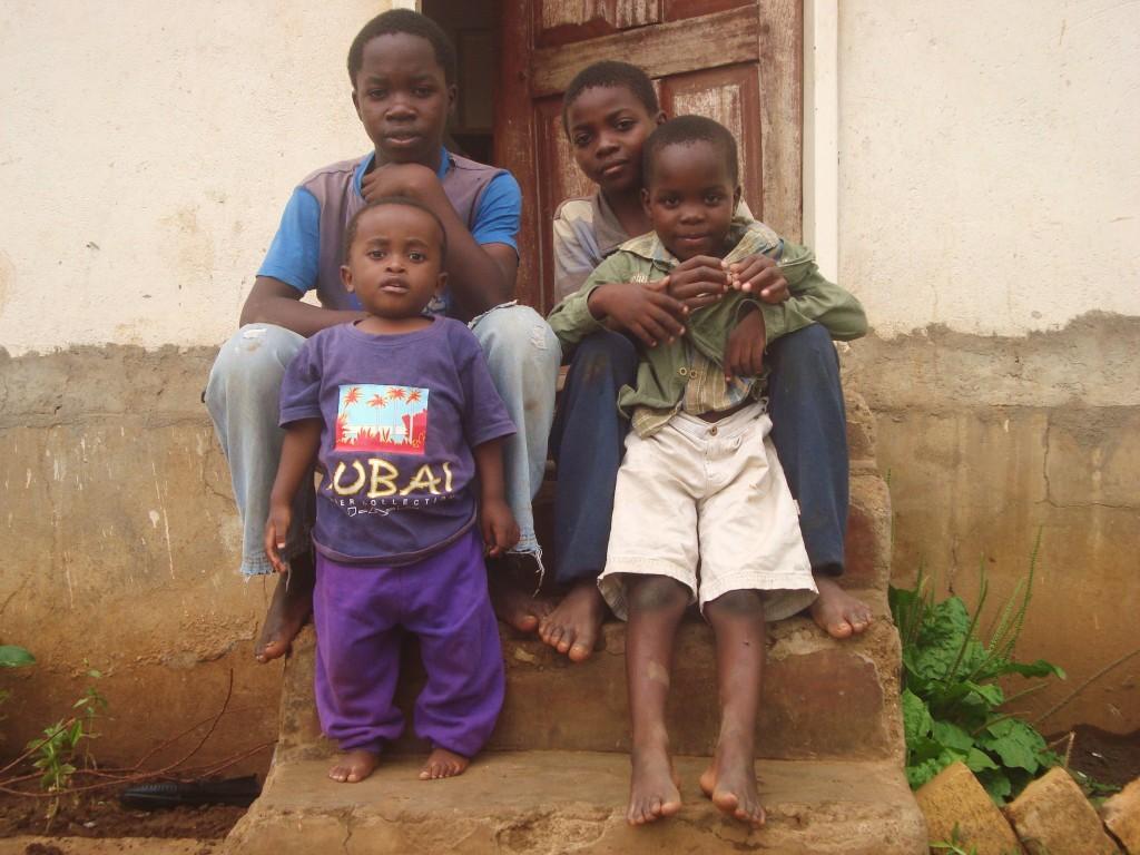 Boys of Oz Kids | Zambia