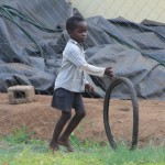 Playing with Tires | Oz Kids International