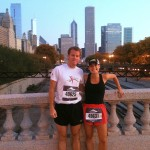 Chicago Marathon Morning 2011 | Round We Go