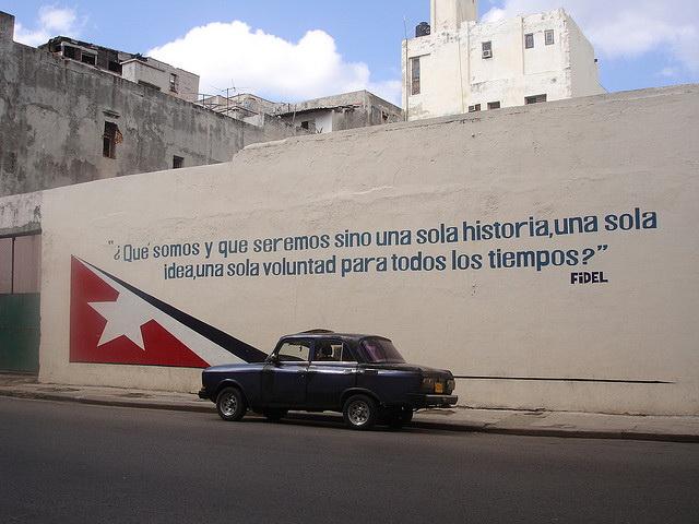 Habana Libre - Fidel Quote