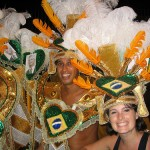 Carnaval in Rio de Janeiro, Brazil