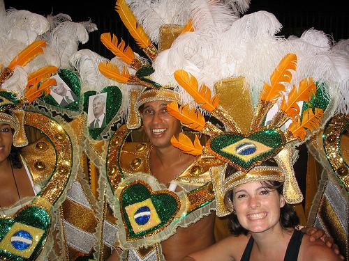 Carnaval in Rio de Janeiro Brazil Our Travel ABCs