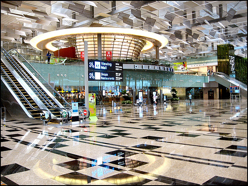 Singapore Airport The Worlds Most Interesting Airports