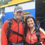 Skydiving Lake Taupo