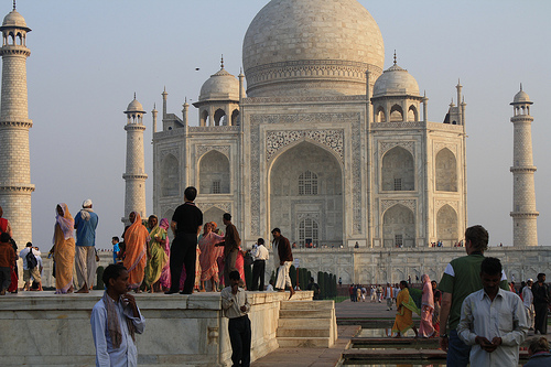 Taj Mahal India Our Travel ABCs