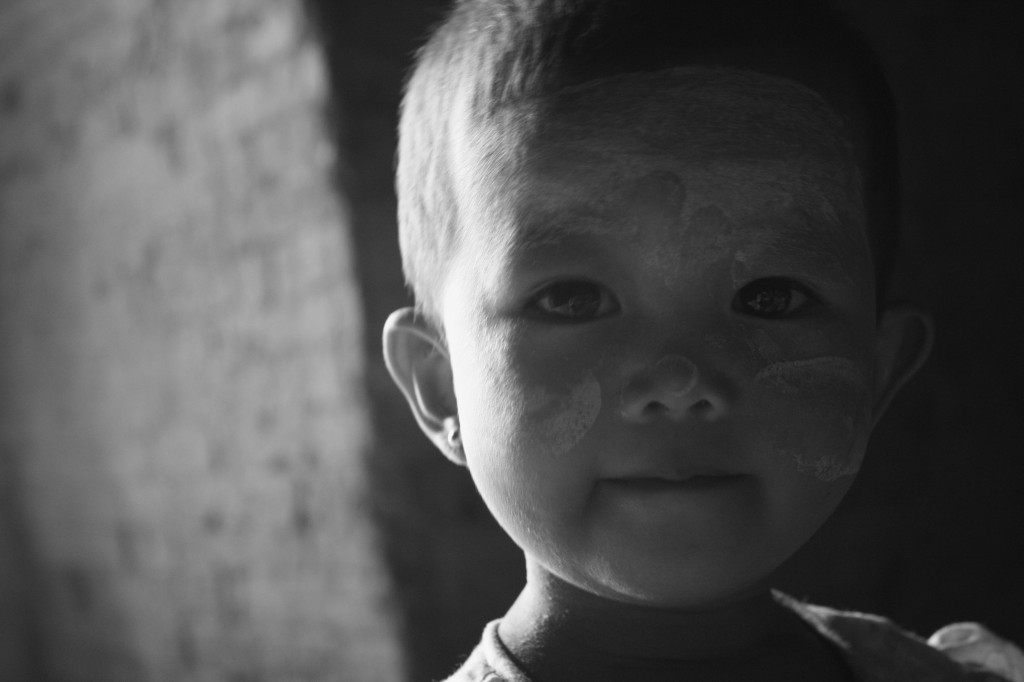 Thanaka Baby | Baga, Burma