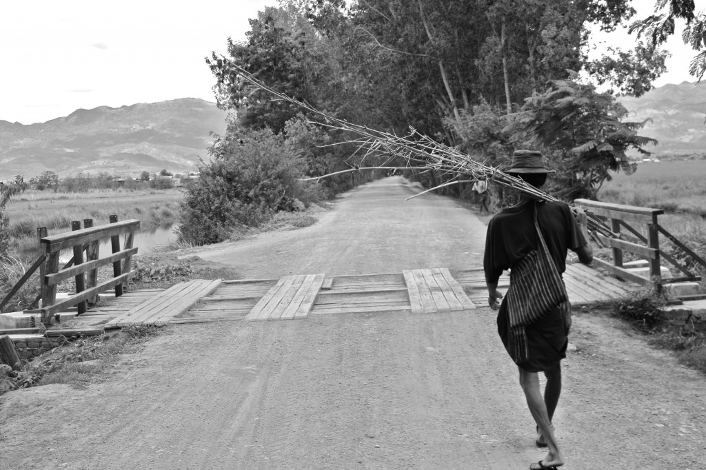 The Long Walk Home | Inle Lake, Burma