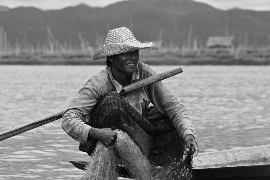 Fisherman | Inle Lake, Burma