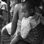 Baby on Board | Inle Lake, Burma