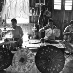 Parasol Factory | Inle Lake, Burma