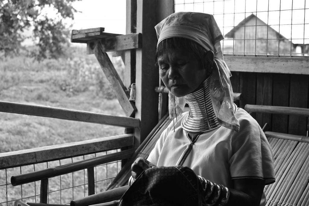 Karen Woman | Inle Lake, Burma
